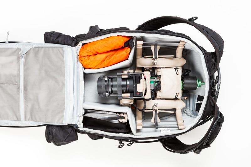 Sac de transport pour le drone Aube de chez ihmati