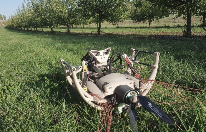 Aube un UAV eco-diseñado