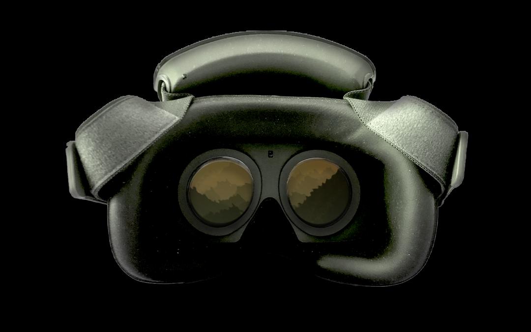 FPV et réalité virtuelle